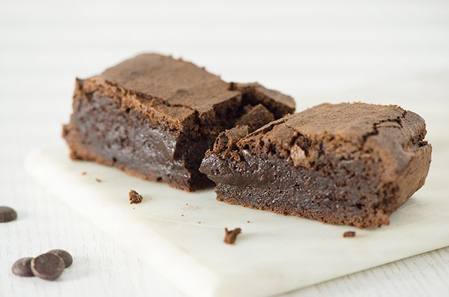 Chocolade brownie
